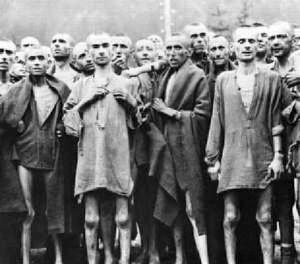 supervivientes campos de concentración
